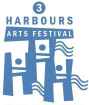 Three Harbours logo