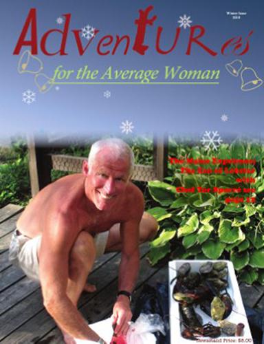Adventures for the Average Woman Cover Page