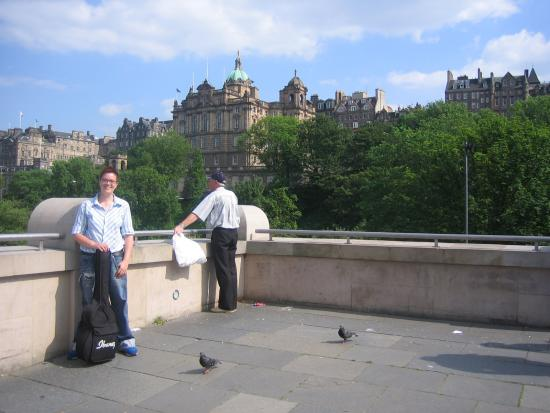 AMP Member jakester in Edinburgh