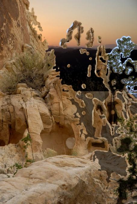 "Call for Artists ""Merged Deserts by Yves Bodson"""