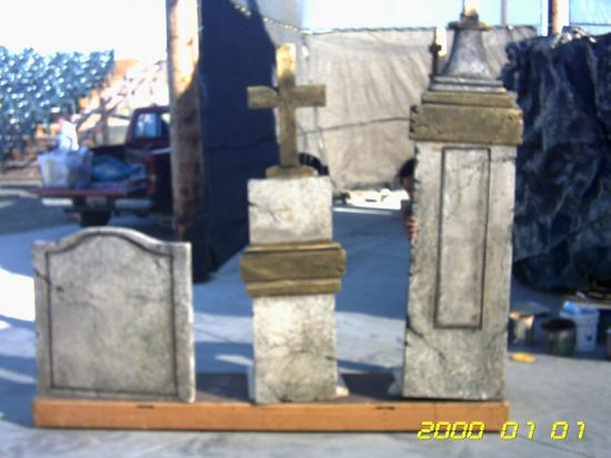 Tombstones from the Willow's Sound of Music