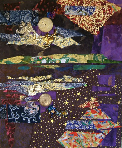 Willamette Moon, copyright 2008, Antonia Lindsey