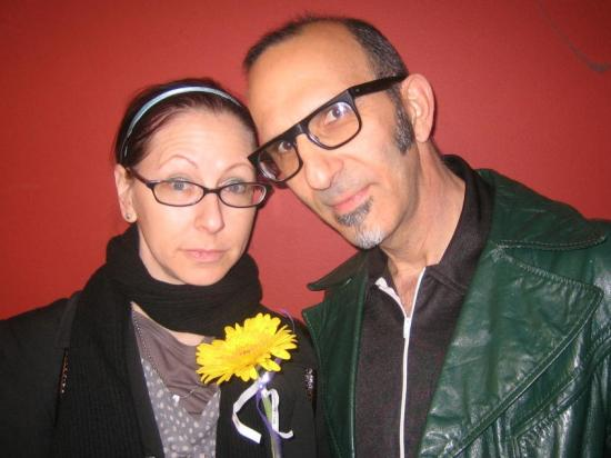 Beth Herzhaft and Joe Berardi