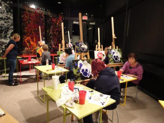 Oil Painting Workshop for Adults