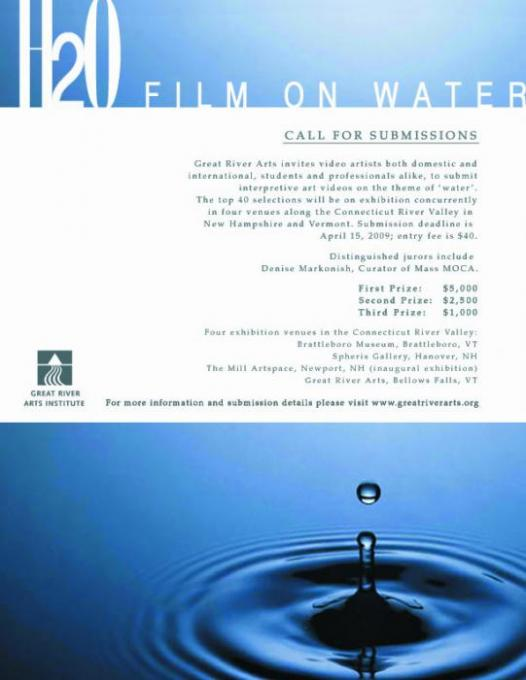 H2O: Film on Water